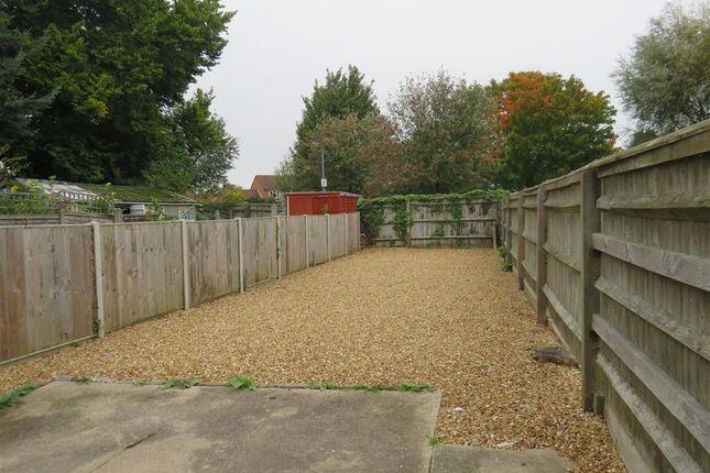 Garden of Spalding Road, Holbeach, Spalding PE12