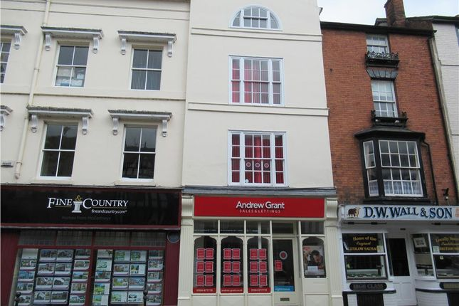 Thumbnail Retail premises to let in 15 High Street, Ludlow, Shropshire SY81Bs