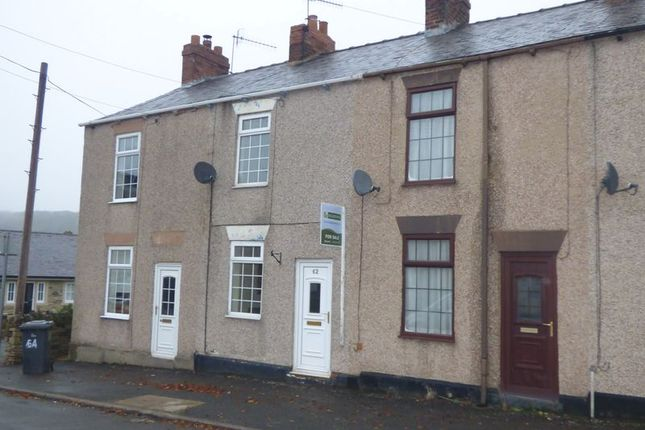 Thumbnail Terraced house for sale in Valley Road, Barlow, Dronfield