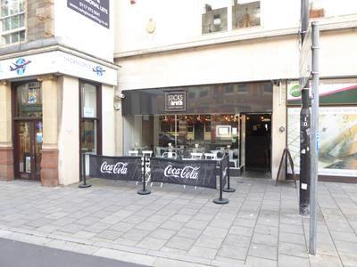 Thumbnail Restaurant/cafe to let in Unit 1 Bridge House, 48-52 Baldwin Street, Bristol, City Of Bristol