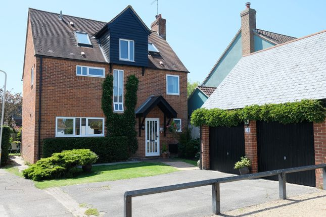Thumbnail Detached house for sale in Highfields Mead, East Hanningfield