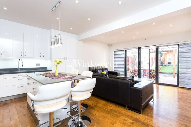 4 bed terraced house for sale in Wentworth Gardens, London