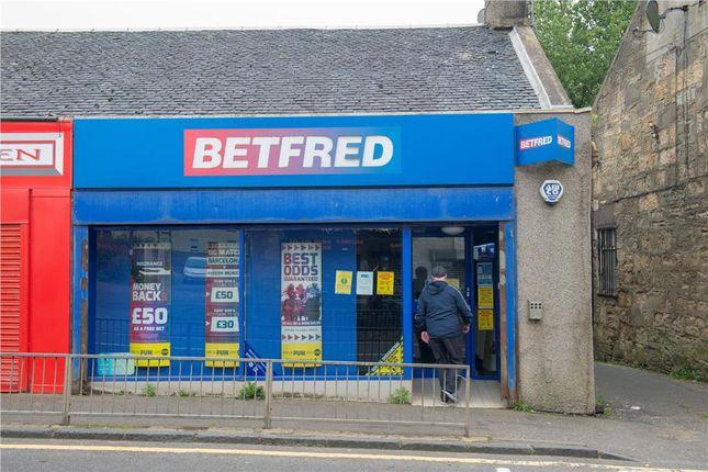 Thumbnail Retail premises for sale in 229 Station Road, Shotts, North Lanarkshire