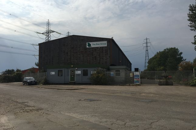 Thumbnail Industrial for sale in Broad Quay Road, Newport