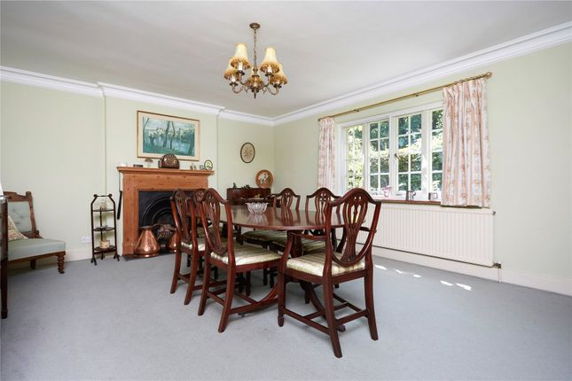 Dining Room of Hazelwood Lane, Chipstead, Coulsdon, Surrey CR5
