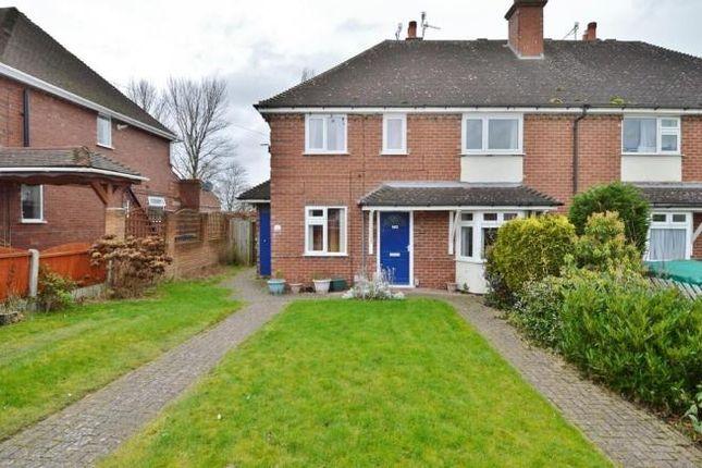 Thumbnail Maisonette to rent in Burnthill Lane, Rugeley