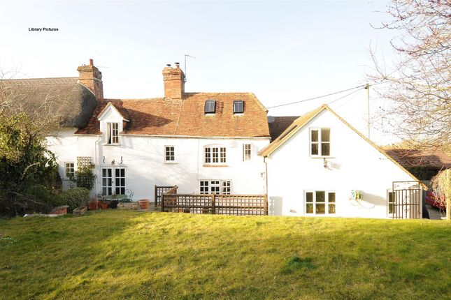 Thumbnail Cottage for sale in Post Office Lane, Letcombe Regis, Wantage