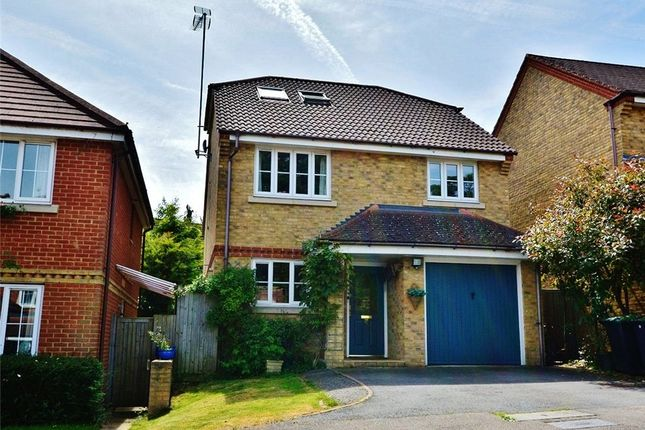 Thumbnail Detached house for sale in Old Bell Close, Stansted