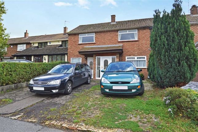 3 bed terraced house for sale in Queens Road, North Weald, Epping
