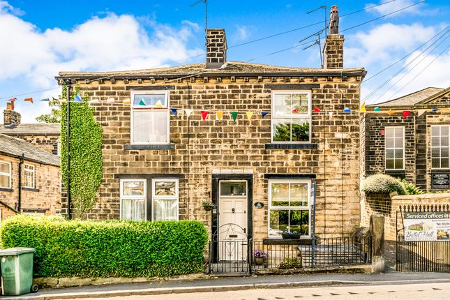 Thumbnail End terrace house for sale in Main Road, East Morton, Keighley