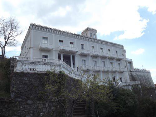 Castello Il Fortino, Praia A Mare, Cosenza, Calabria, Italy