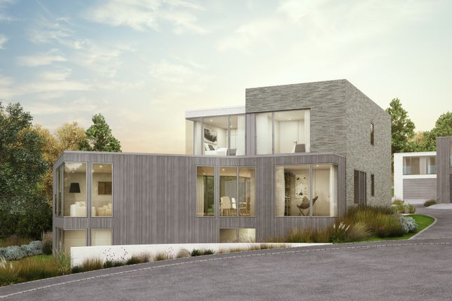 Thumbnail Detached house for sale in House 2, Brook View, Farmborough, Somerset