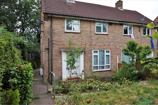 Thumbnail Semi-detached house to rent in Silk Mill Road, Leeds