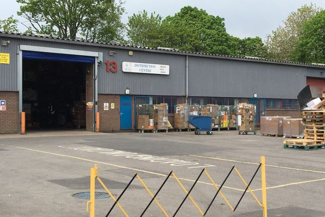 Thumbnail Industrial to let in Unit 13, Court Road Industrial Estate, Cwmbran
