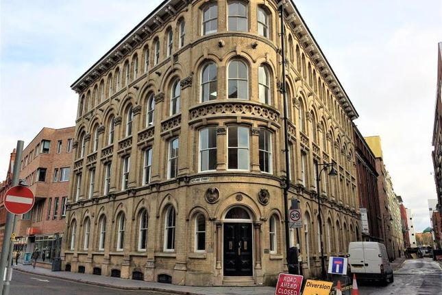 Thumbnail Office to let in Offices At Premier House, 29, Rutland Street, Leicester