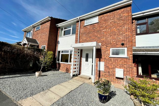 3 bed terraced house to rent in The Roundhills, Elmesthorpe, Leicester LE9