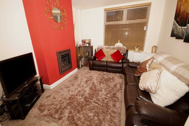 Thumbnail Terraced house to rent in Webb Street, Horwich, Bolton