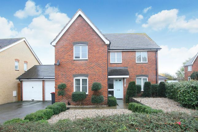 Thumbnail Detached house for sale in Major Close, Seasalter, Whitstable