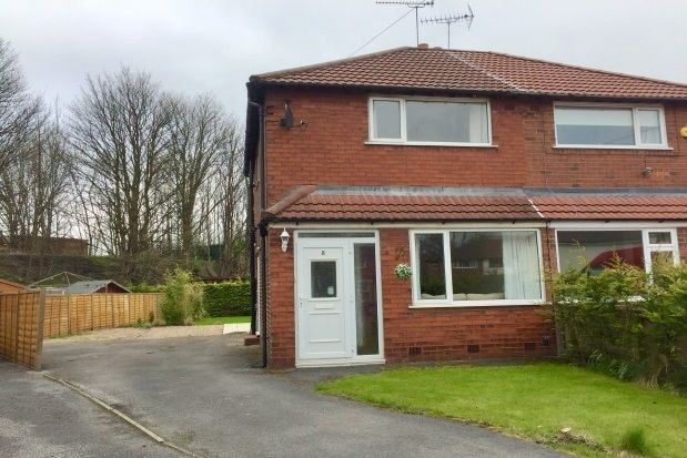 Thumbnail Property to rent in Houldsworth Avenue, Timperley, Altrincham