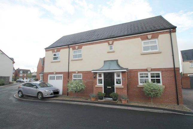 Thumbnail Detached house for sale in Webbs Way, Tewkesbury