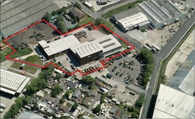 Thumbnail Light industrial to let in Former FM Conway Yard, Mulberry Way, Belvedere, Kent