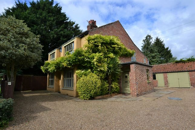 Thumbnail Detached house for sale in Norwich Road, Yaxham, Dereham, Norfolk.
