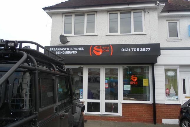 Restaurant/cafe for sale in 1 Cornyx Lane, Solihull