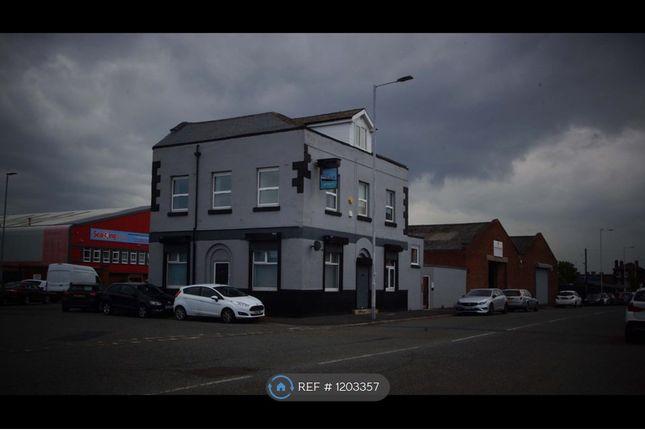 Thumbnail Flat to rent in Price Street, Birkenhead
