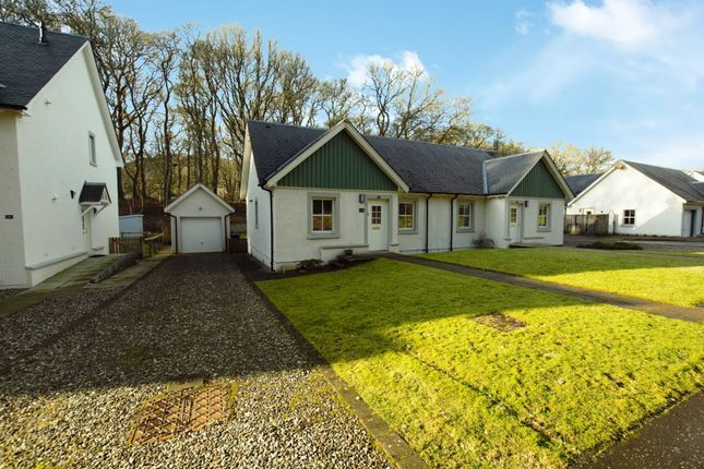 Thumbnail Semi-detached bungalow for sale in Lagreach Brae, Pitlochry