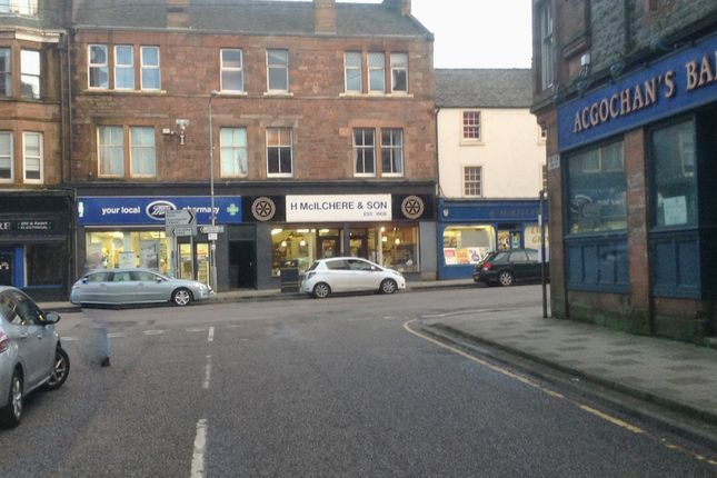 Thumbnail Flat for sale in Campbeltown, Argyll And Bute
