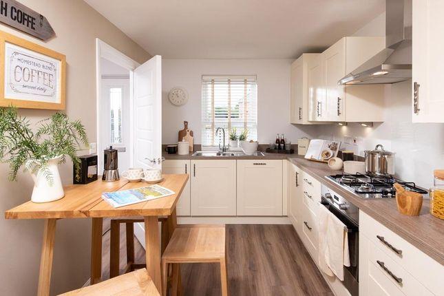 "Thumbnail Semi-detached house for sale in ""Woodcote"" at Fleece Lane, Nuneaton"