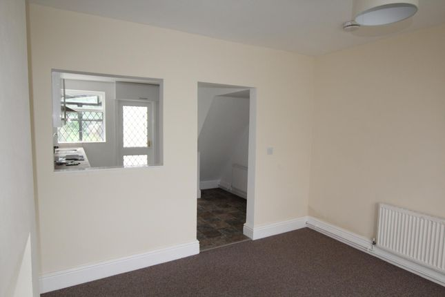 Thumbnail Terraced house to rent in The Waterway, Sandiacre, Nottingham