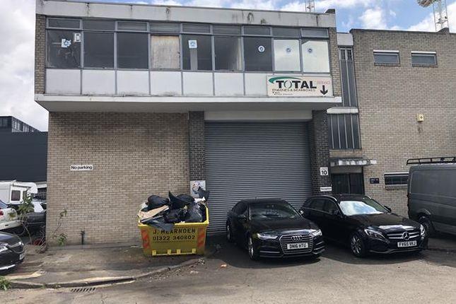 Thumbnail Light industrial to let in Unit 10 Lyndean Industrial Estate, Felixstowe Road, London, Abbey Wood