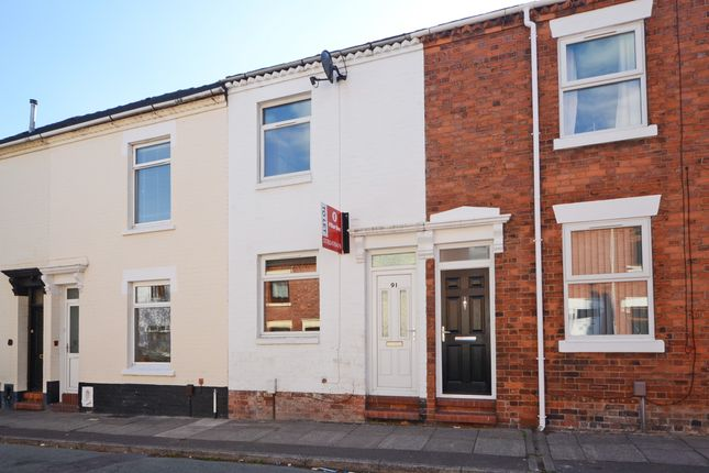 Thumbnail Terraced house to rent in Oxford Street, Penkhull, Stoke On Trent