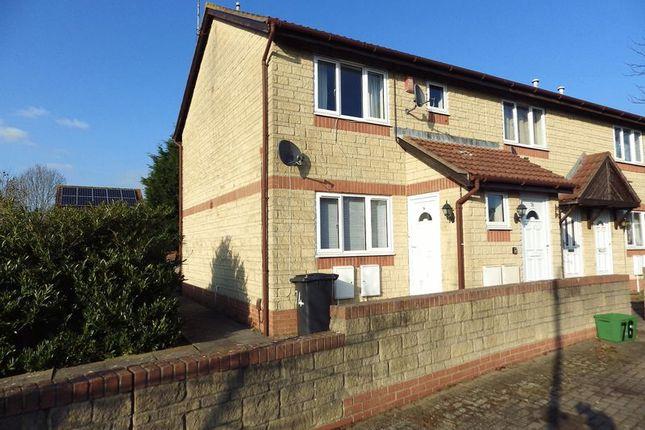 Thumbnail Flat for sale in The Worthys, Bradley Stoke, Bristol