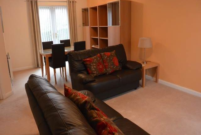Living Room of Clayhills Drive, Dundee DD2