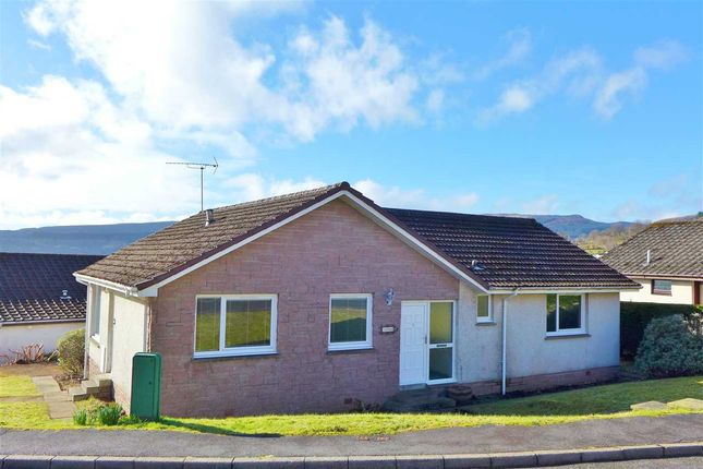 Thumbnail Bungalow for sale in Audenfield, 25 Margnaheglish Road, Lamlash