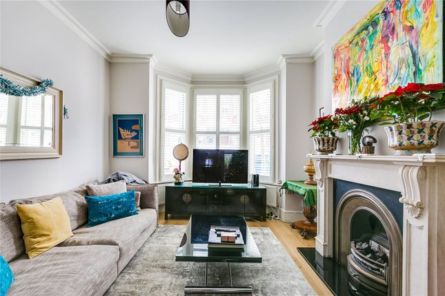 Thumbnail Terraced house to rent in Garfield Road, Battersea, London