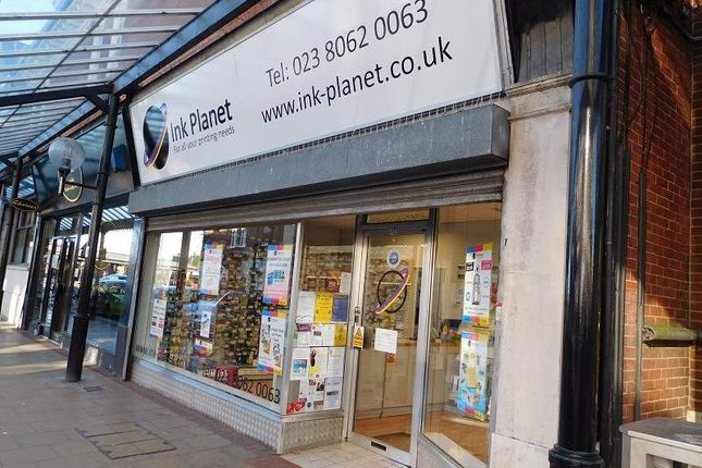 Retail premises for sale in Leigh Road, Eastleigh