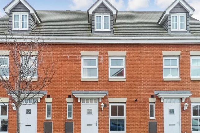 Thumbnail Terraced house to rent in Manor Court, Newbiggin-By-The-Sea