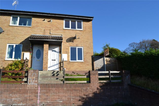 Thumbnail Semi-detached house for sale in Wheelers Walk, Paganhill, Stroud, Gloucestershire