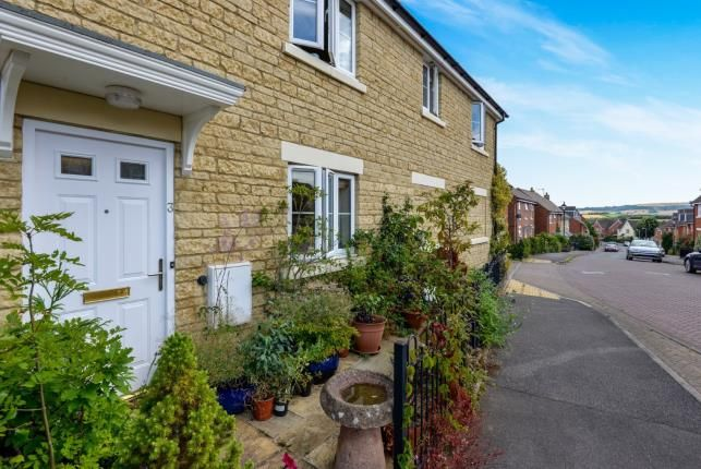 Thumbnail Semi-detached house for sale in The Sidings, Shipston On Stour, Warwickshire