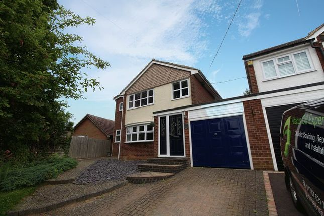 Thumbnail Detached house for sale in High Street, Wrestlingworth