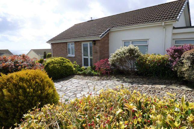 Thumbnail Detached bungalow for sale in Green Park Road, Paignton