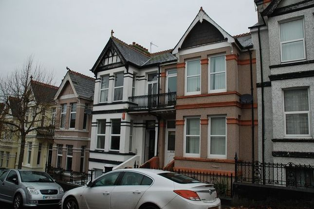 Thumbnail Flat to rent in Quarry Park Road, Peverell, Plymouth
