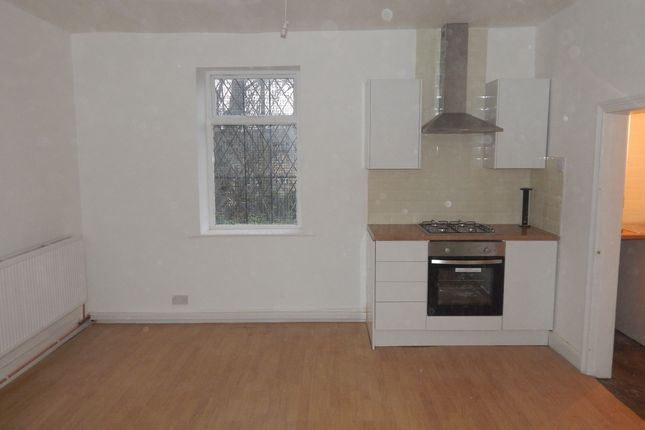 Thumbnail Terraced house to rent in Cemetery Road, Heckmondwike
