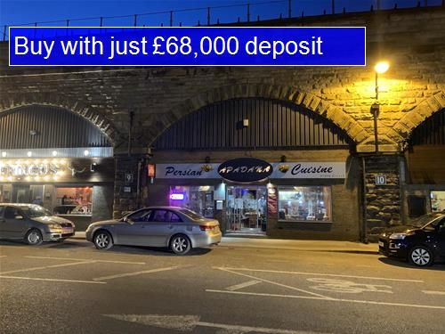 Thumbnail Restaurant/cafe for sale in Railway Arches, Viaduct Street, Huddersfield