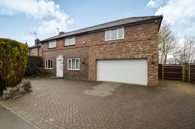Thumbnail Semi-detached house for sale in Osborne Road, Willesborough, Ashford, Kent