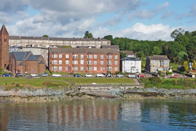 Flat for sale in 2 Broughallan Gardens, Marine Parade, Dunoon, Argyll