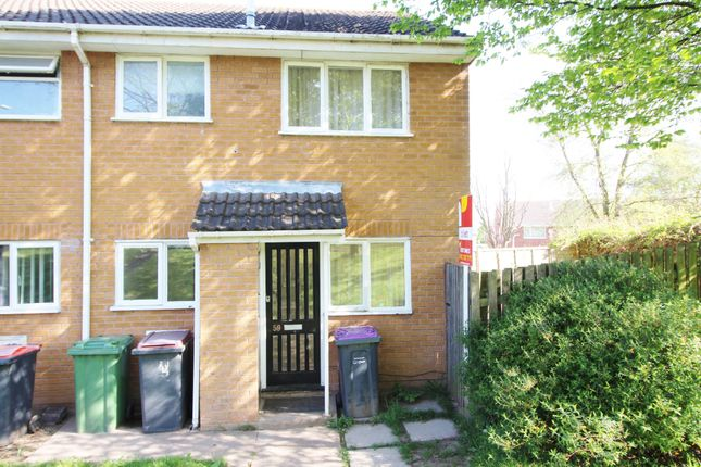 1 bed end terrace house to rent in Mercia Drive, Leegomery, Telford, Shropshire TF1